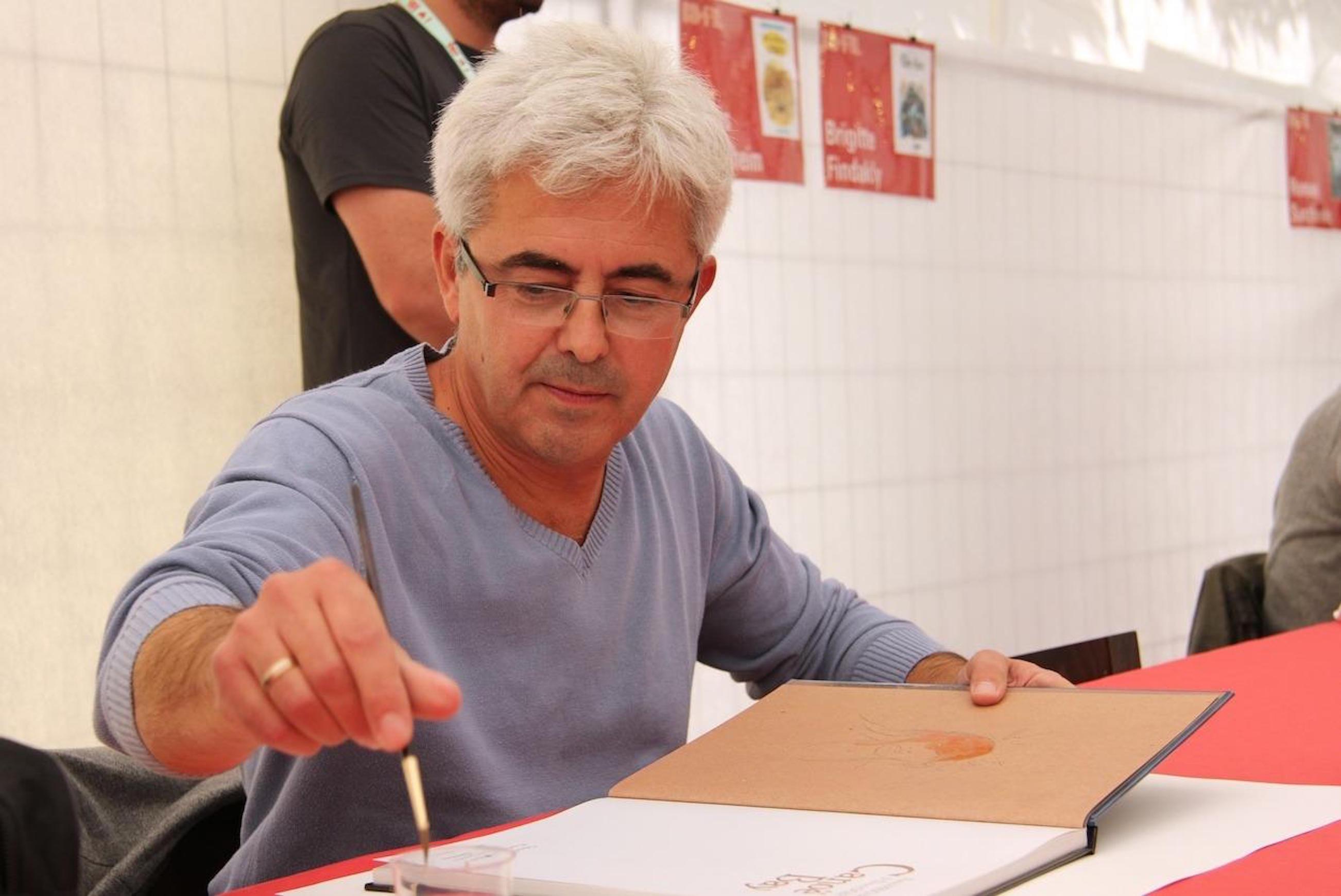 FRENCHMAN PATRICK PRUGNE NOV 2015