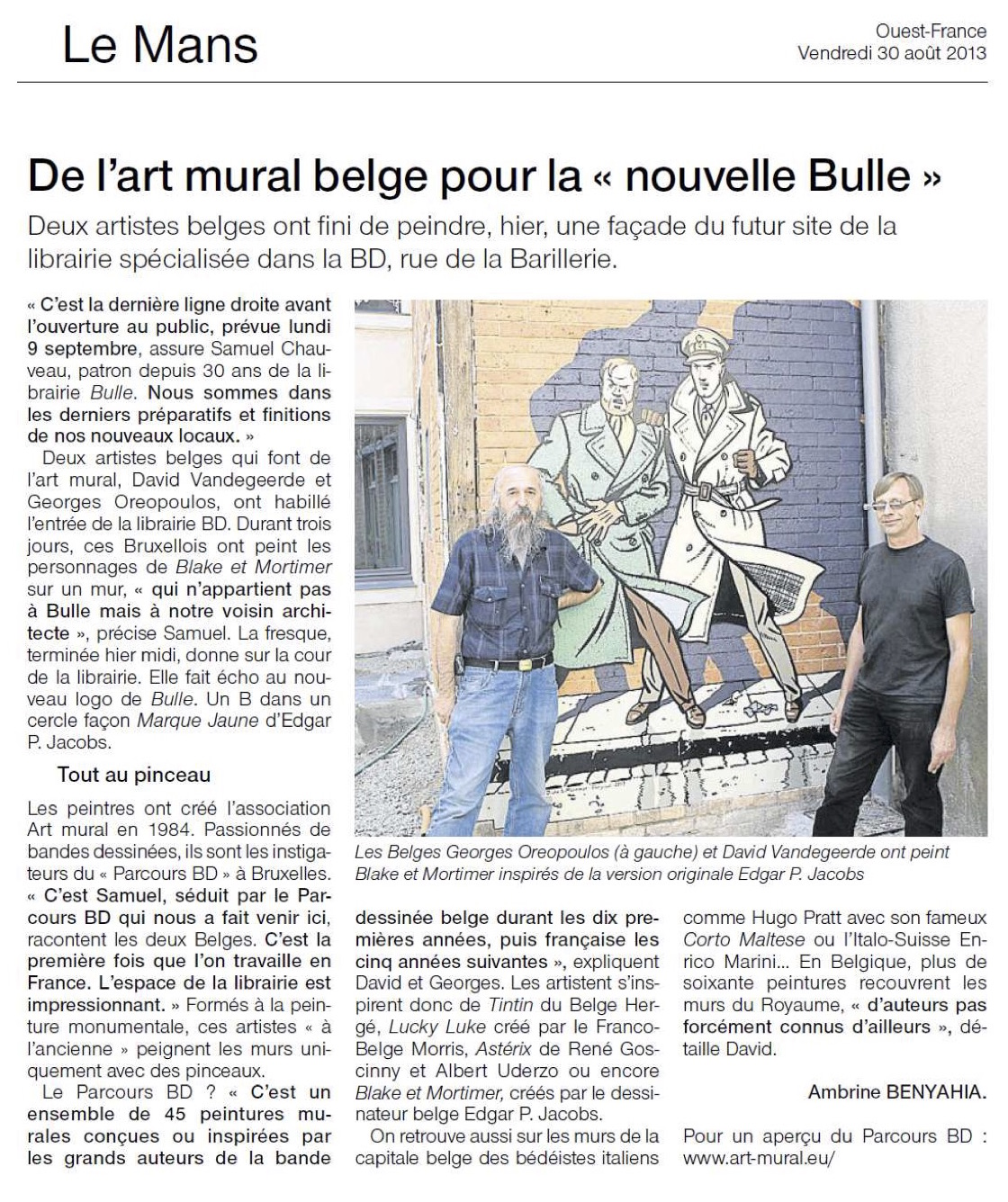 2013 OUEST FRANCE