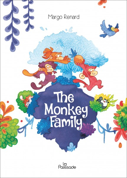 The monkey family, de La Palissade