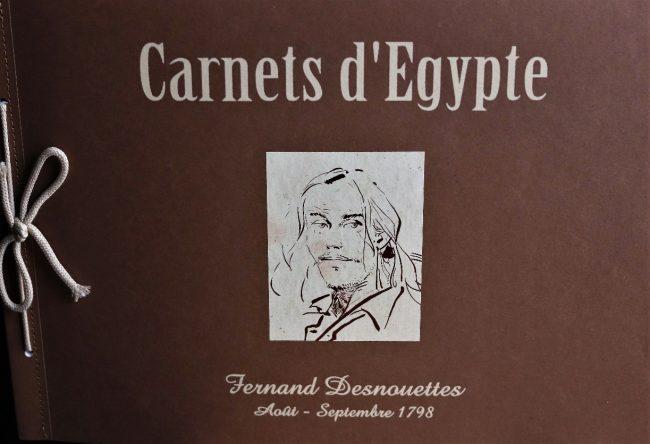 CARNETS D'EGYPTE MICHEL FAURE LUC REVILLON FRANCK GIROUD – 119 EUR