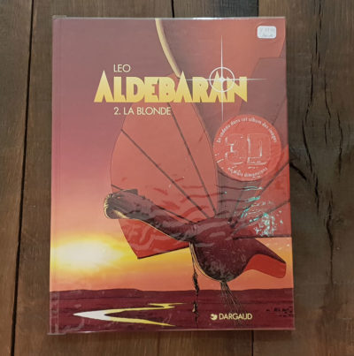 ALDEBARAN LA BLONDE EO1995 100 EUR