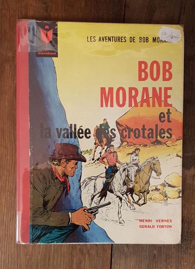 BOB MORANE LA VALLEE DES CROTALES 120 EUR
