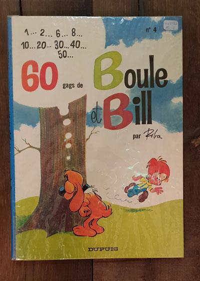 BOULE ET BILL T4 EO1967 150 EUR