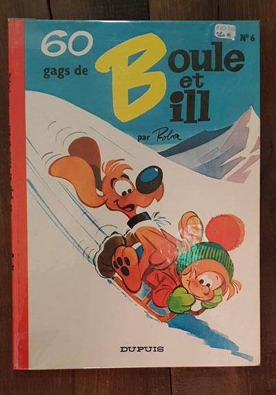 BOULE ET BILL T6 EO1970 120 EUR