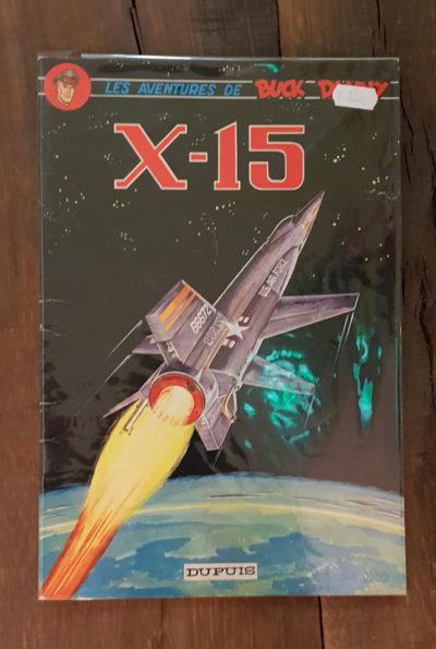 BUCK DANNY X-15 EO1965 100 EUR