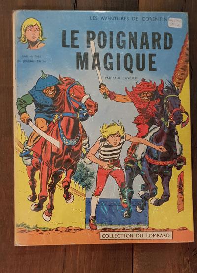 CORENTIN LE POIGNARD MAGIQUE EO1963 150 EUR