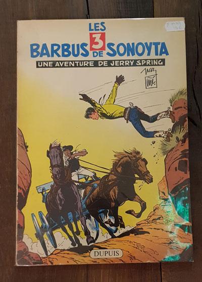 JERRY SPRING LES 3 BARBUS DE SONOYTA EO1959 380 EUR