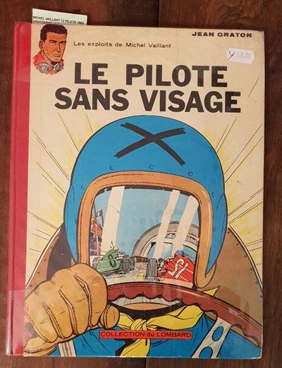 MICHEL VAILLANT LE PILOTE SANS VISAGE