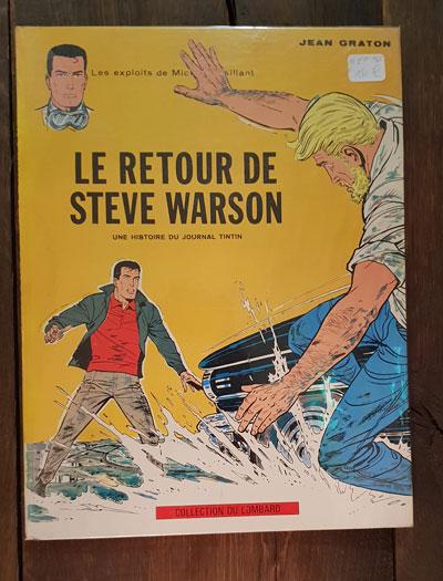 MICHEL VAILLANT LE RETOUR DE STEVE WARSON