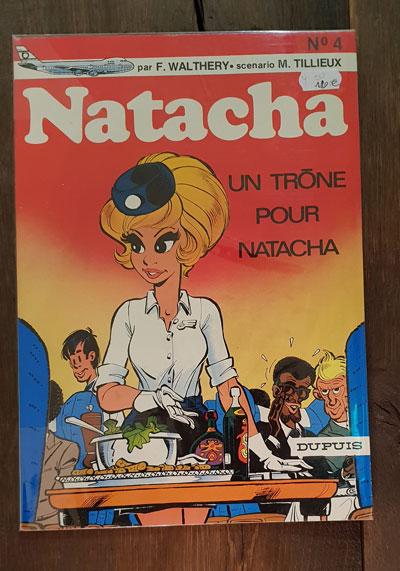 UN TRONE POUR NATACHA