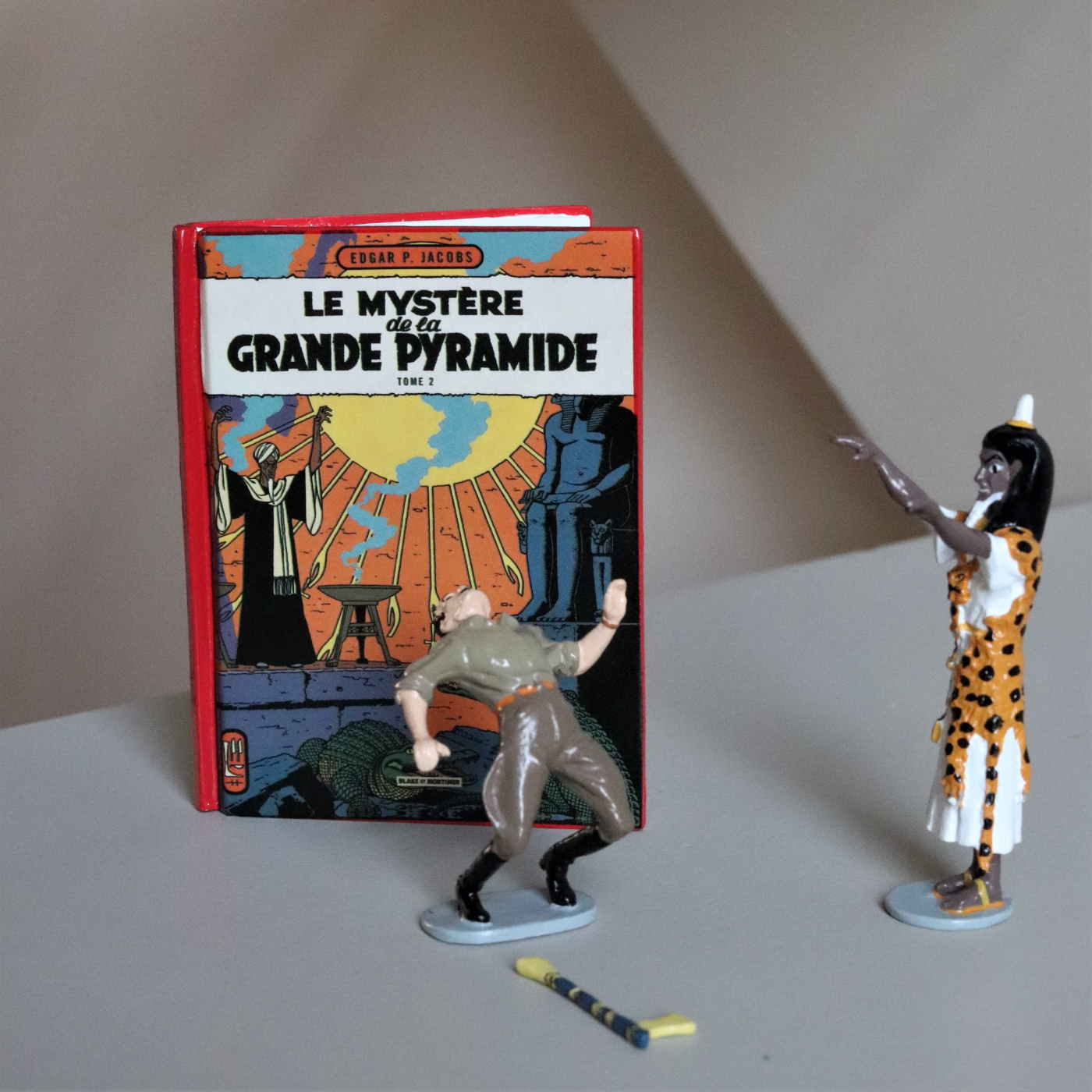 BLAKE ET MORTIMER LE MYSTERE DE LA GRANDE PYRAMIDE T1 PIXI 170 EUR