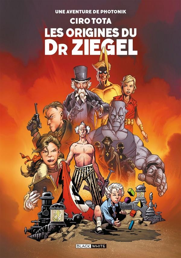 CIRO TOTA ALL PHOTONIK DR ZIEGEL TIRAGE BLACK AND WHITE 30 EUR