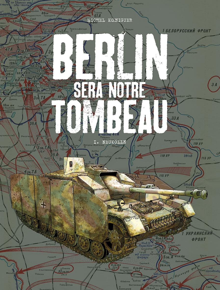 KOENIGUER BERLIN SERA NOTRE TOMBEAU T1 29 EUR