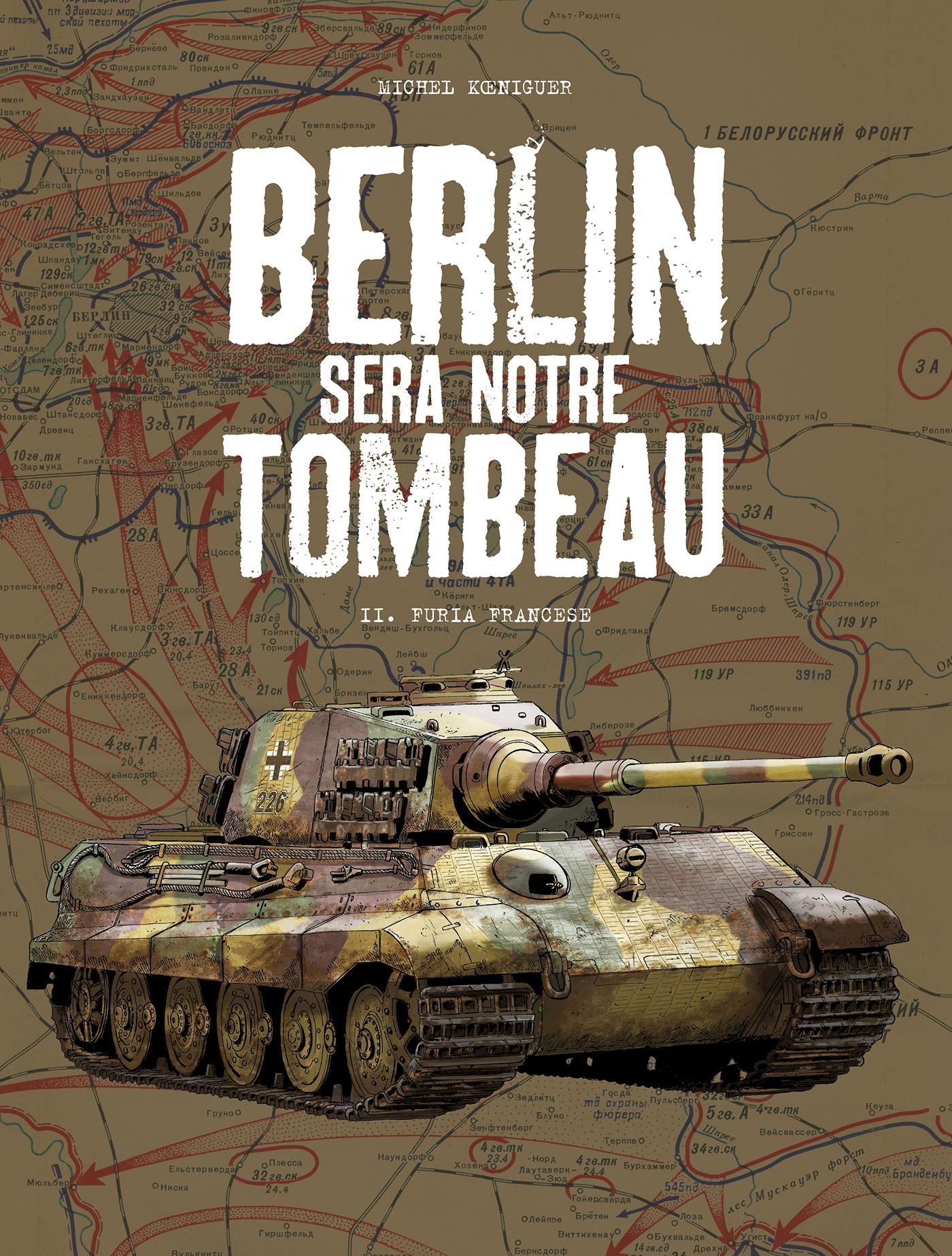 KOENIGUER BERLIN SERA NOTRE TOMBEAU T2 29 EUR