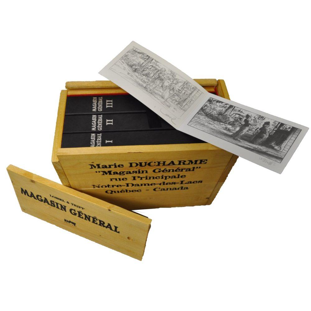LOISEL TRIPP MAGASIN GENERAL INTEGRALE 425 EUR