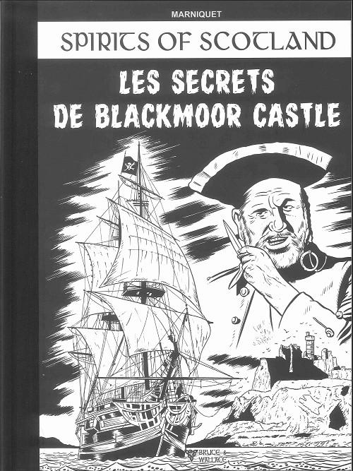 MARNIQUET SPIRITS OF SCOTLAND LES SECRETS DE BLACKMOOR CASTLE 50 EUR