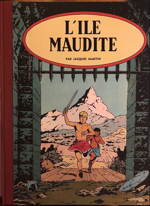 MARTIN ALIX L'ILE MAUDITE HENNEBELLE N&B 270 EUR