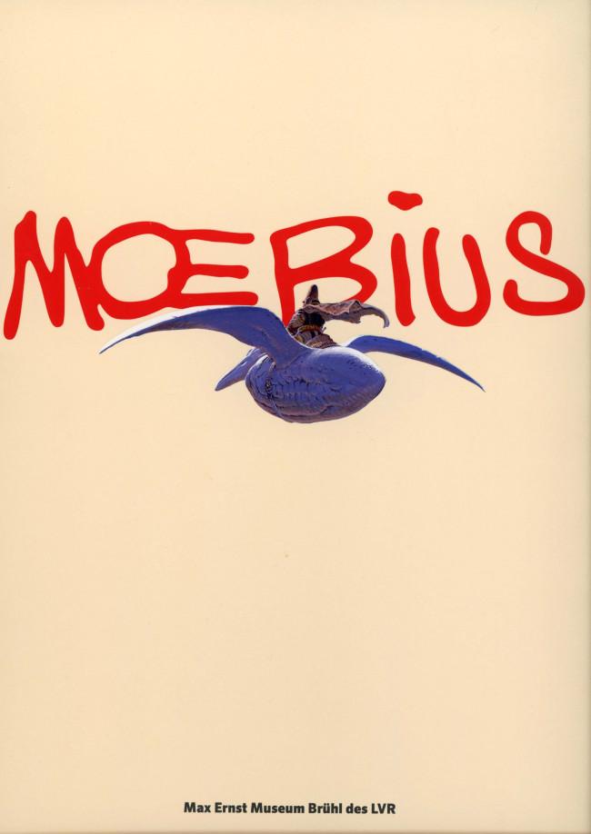 MOEBIUS LE LIVRE CATALOGUE 59,90 EUR