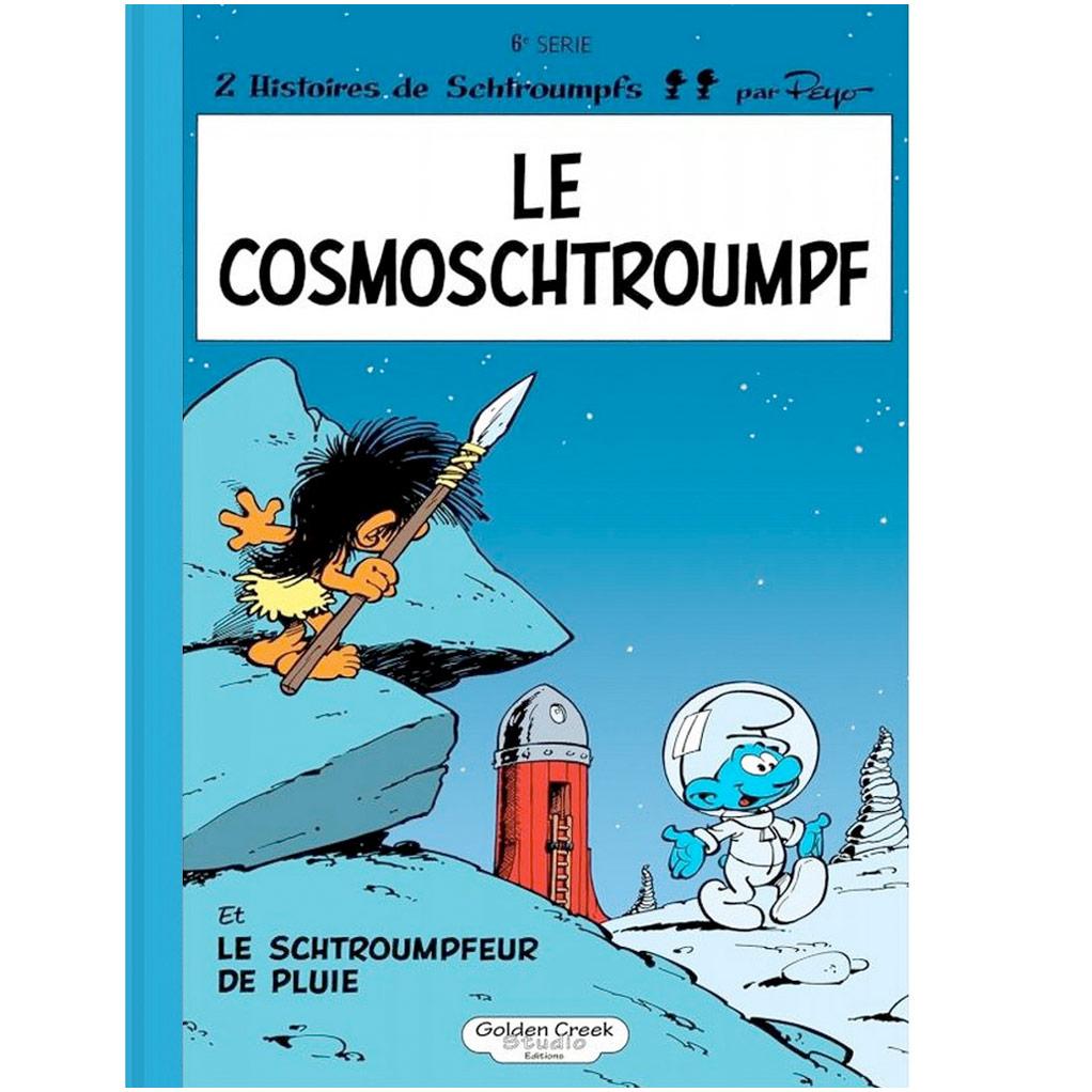 PEYO LE COSMOSCHTROUMPF GOLDEN CREEK175 EUR