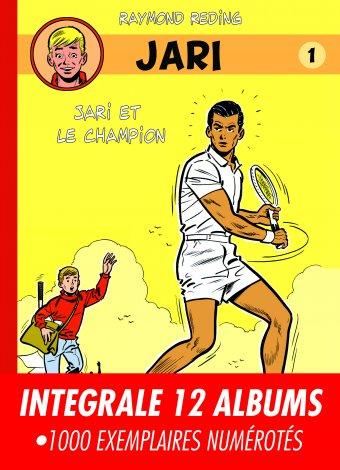 REDING JARI INTEGRALE 12 ALBUMS 239 EUR
