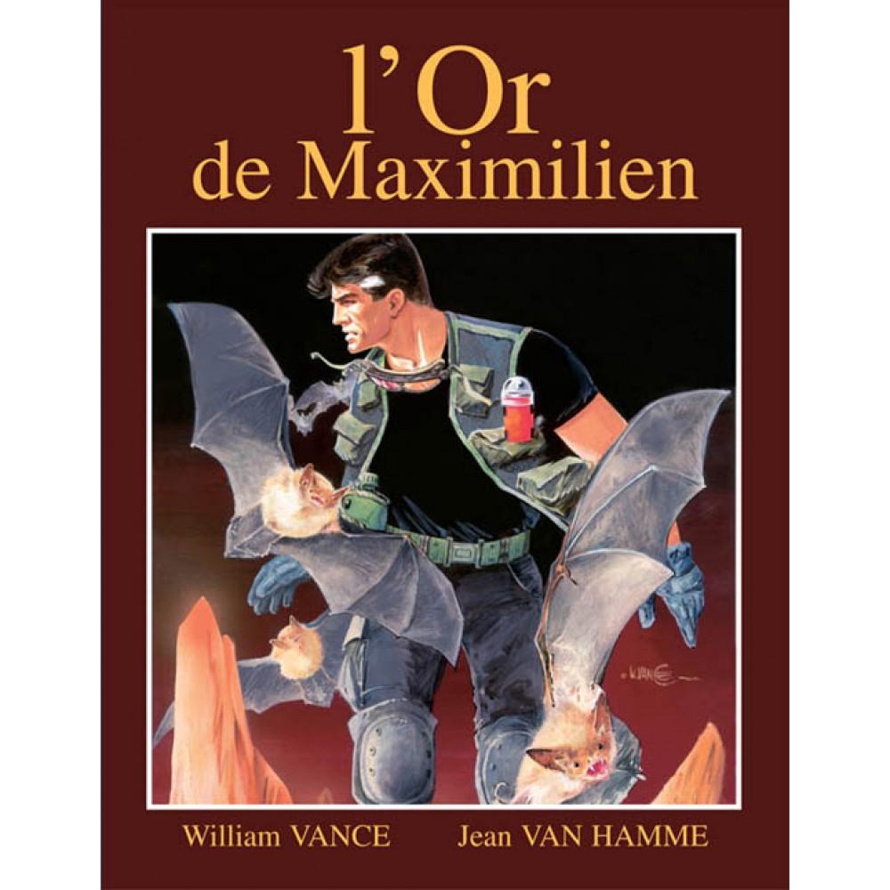 VANCE VAN HAMME XIII L'OR DE MAXIMILIEN 189 EUR