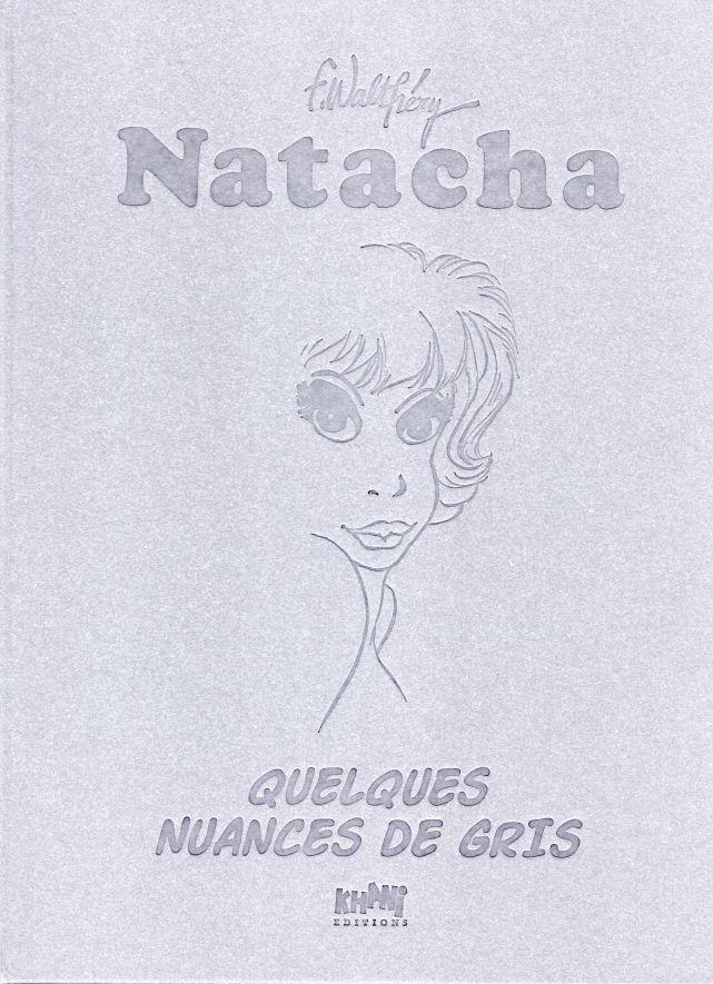 WALTHERY NATACHA 50 NUANCES DE GRIS PORTFOLIO 120 EUR