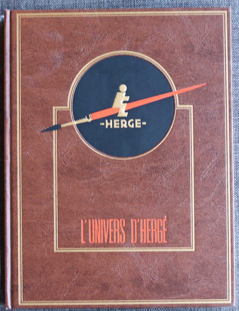 HERGE L'UNIVERS D'HERGE TOME IV – EO1987 -120 EUR
