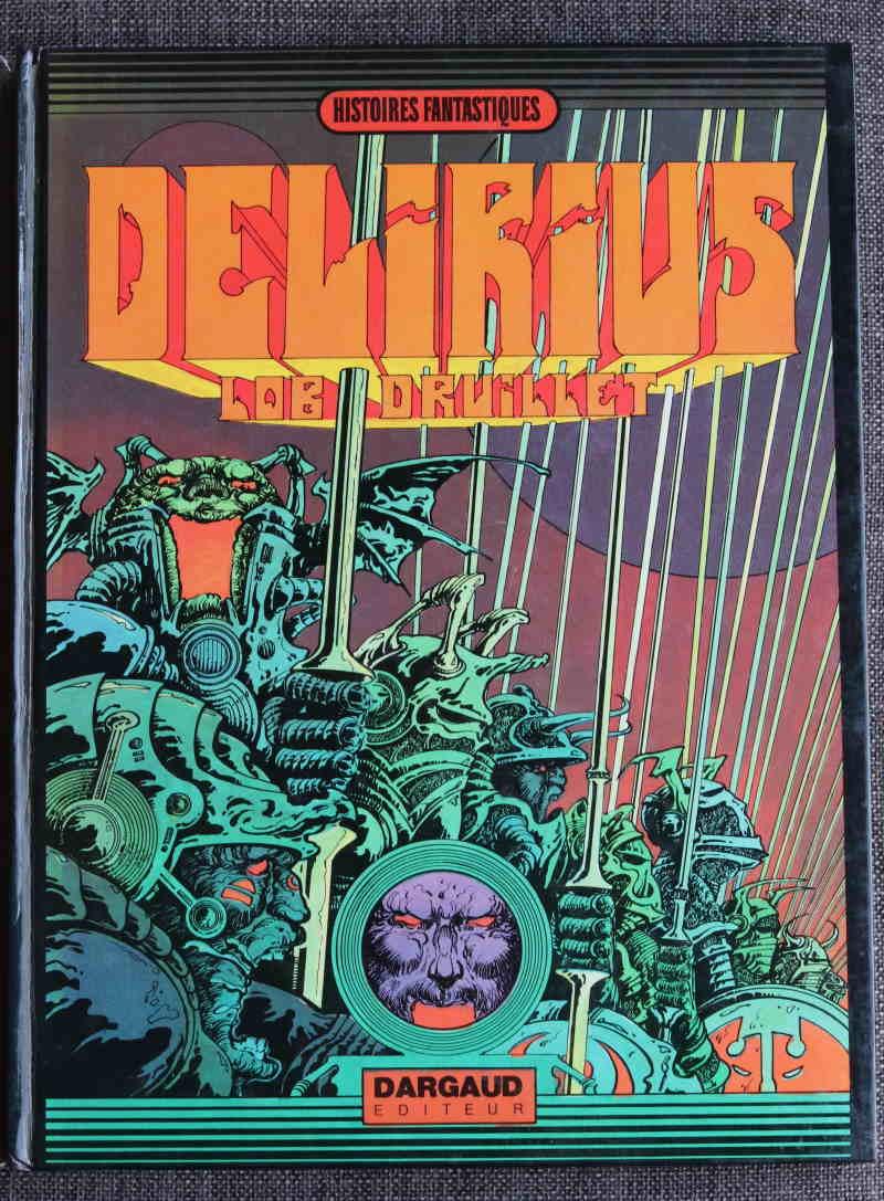 LOB DRUILLET DELIRIUS – EO1973 – 160 EUR