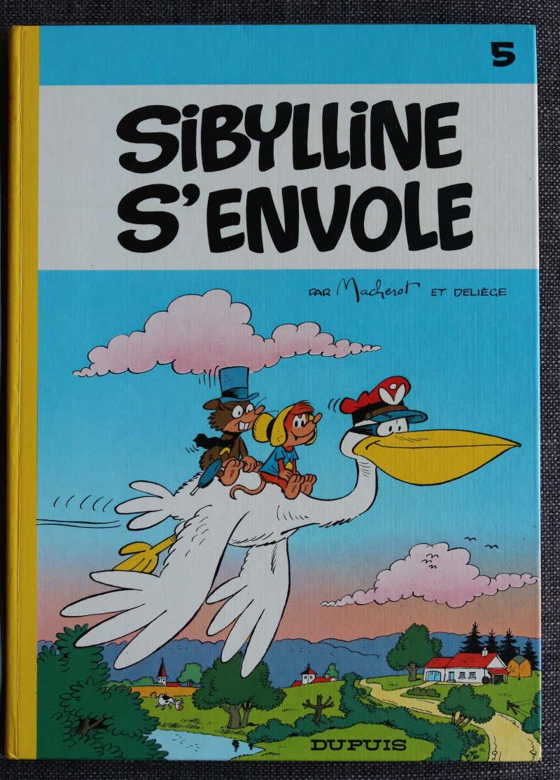 MACHEROT DELIEGE SIBYLLINE S'ENVOLE – EO1975 – 160 EUR